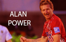 Player : Alan Power