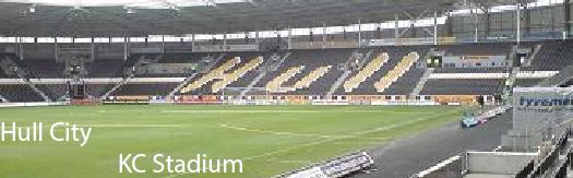 Grounds : Hull KC