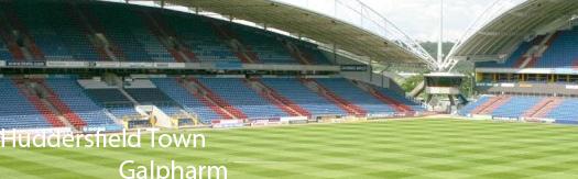 Grounds : Huddersfield