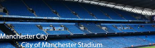 Grounds : Manchester City