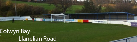 Grounds : Colwyn Bay