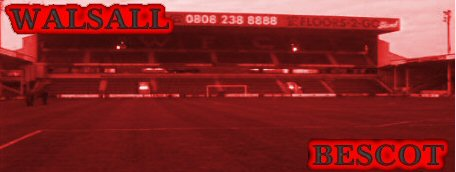 Ground Guide : Walsall