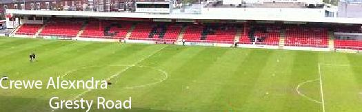 Grounds : Crewe