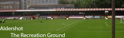 Grounds : Aldershot