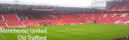 Grounds : Manchester United