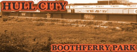 Ground Guide : Boothferry Park