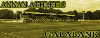 Ground Guide : Annan Athletic