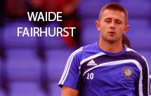 Player : Fairhurst
