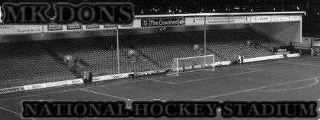 Ground Guide : National Hockey Stadium
