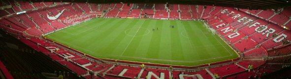 Panoramic : Man Utd