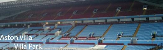 Grounds : Aston Villa