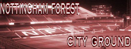 Ground Guide : Nottingham Forest