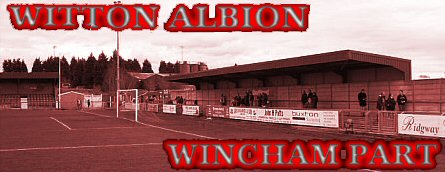 Ground Guide : Witton