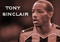Player : Tony Sinclair