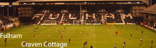 Grounds : Fulham