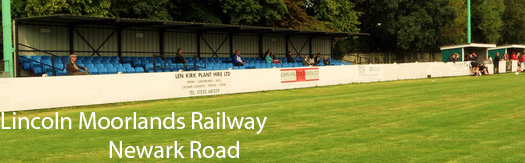 Grounds : Lincoln Moorlands Railway
