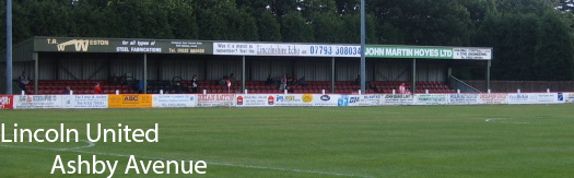 Grounds : Lincoln United