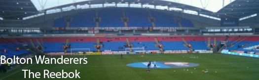 Grounds : Bolton