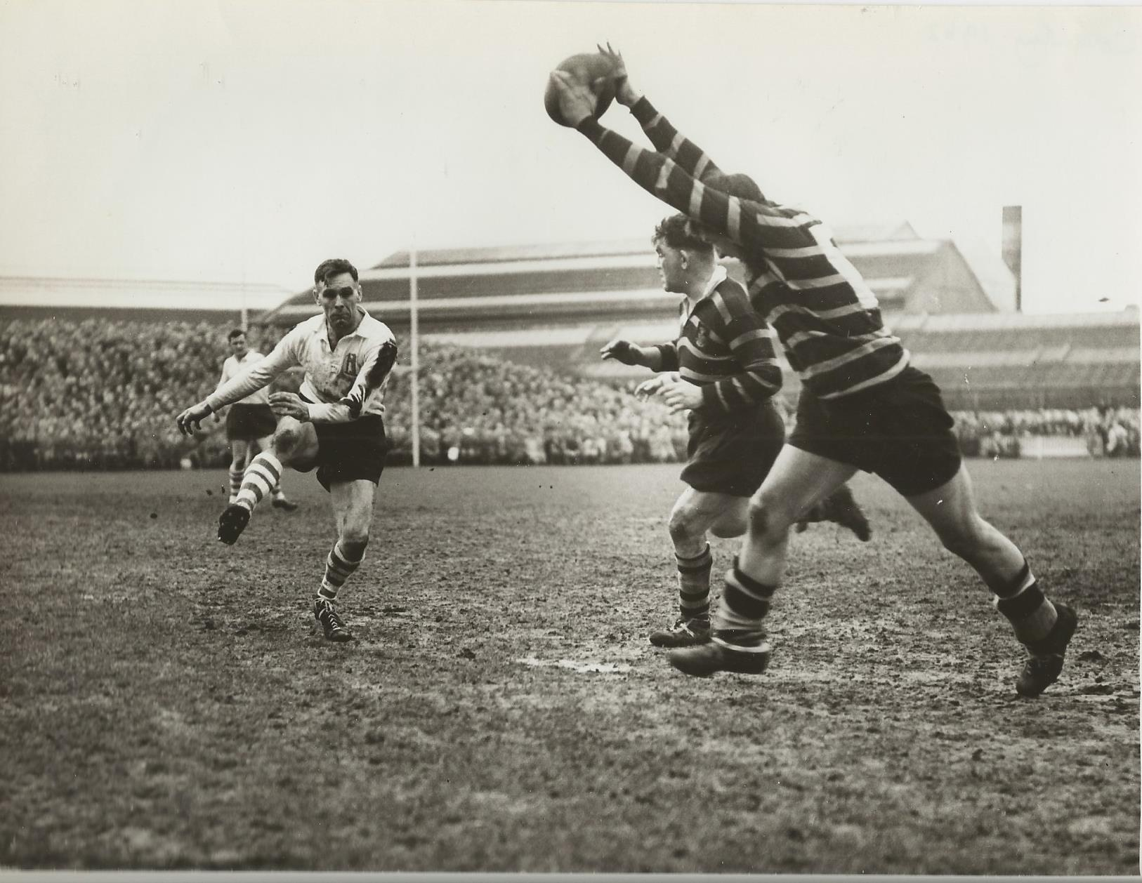 20 Stack v Warwicks 1962