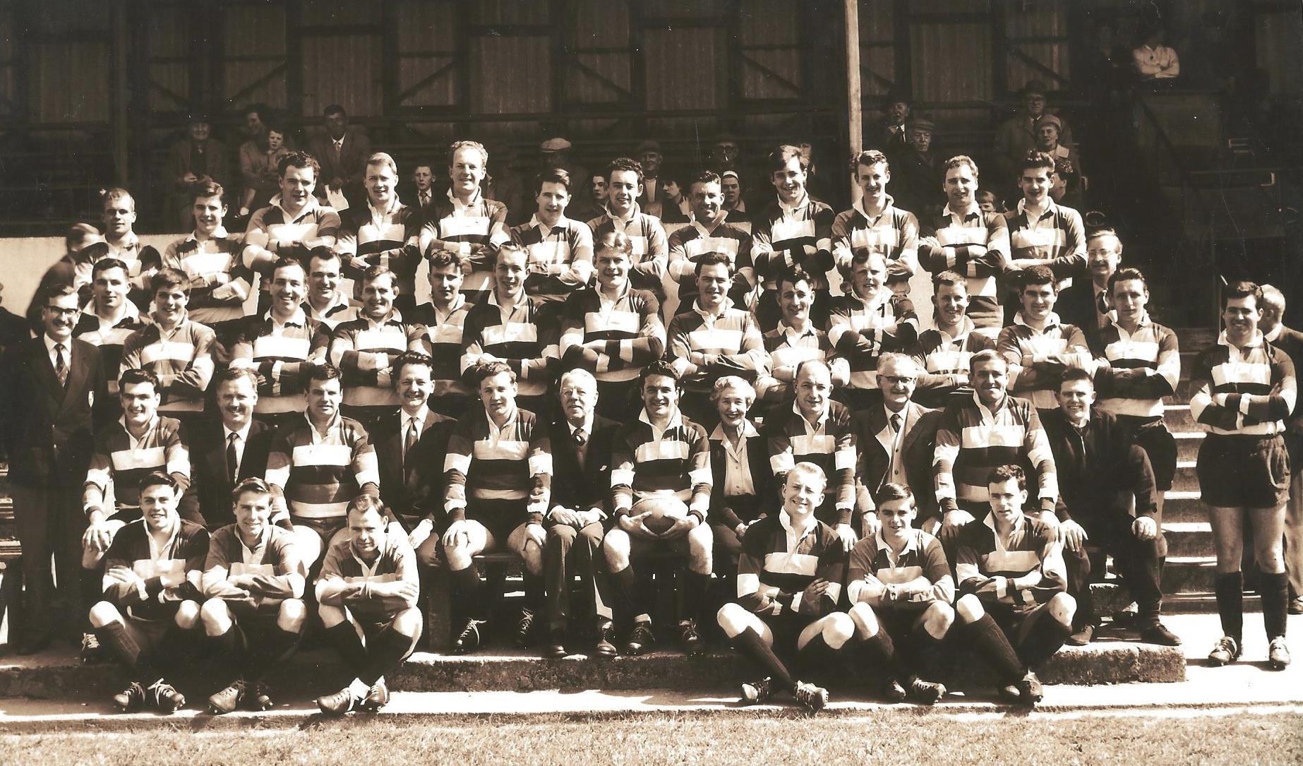Pirates 1961-62