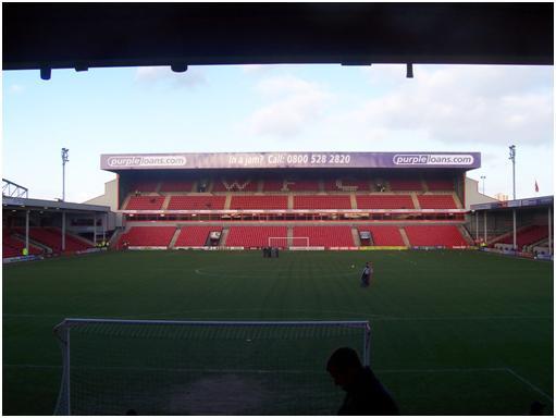 Stadium - Walsall