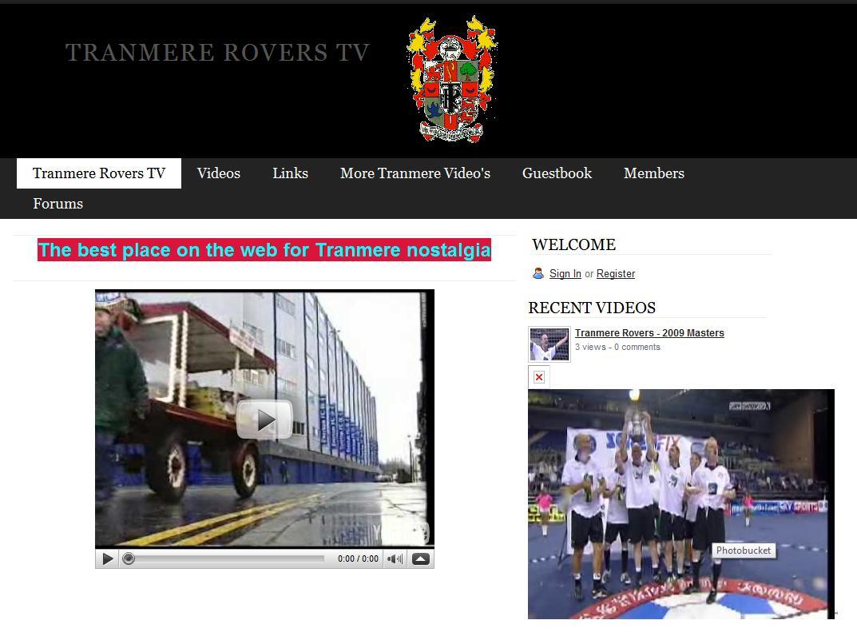 Screenshot - Kevs Video Site