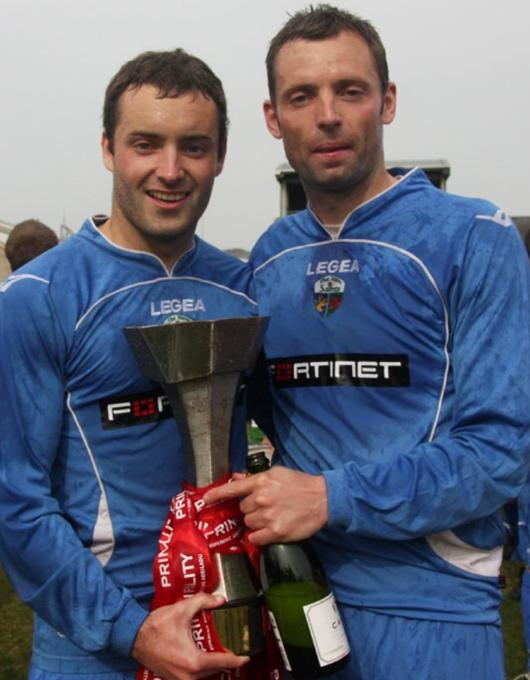 Danny and Tommy Holmes