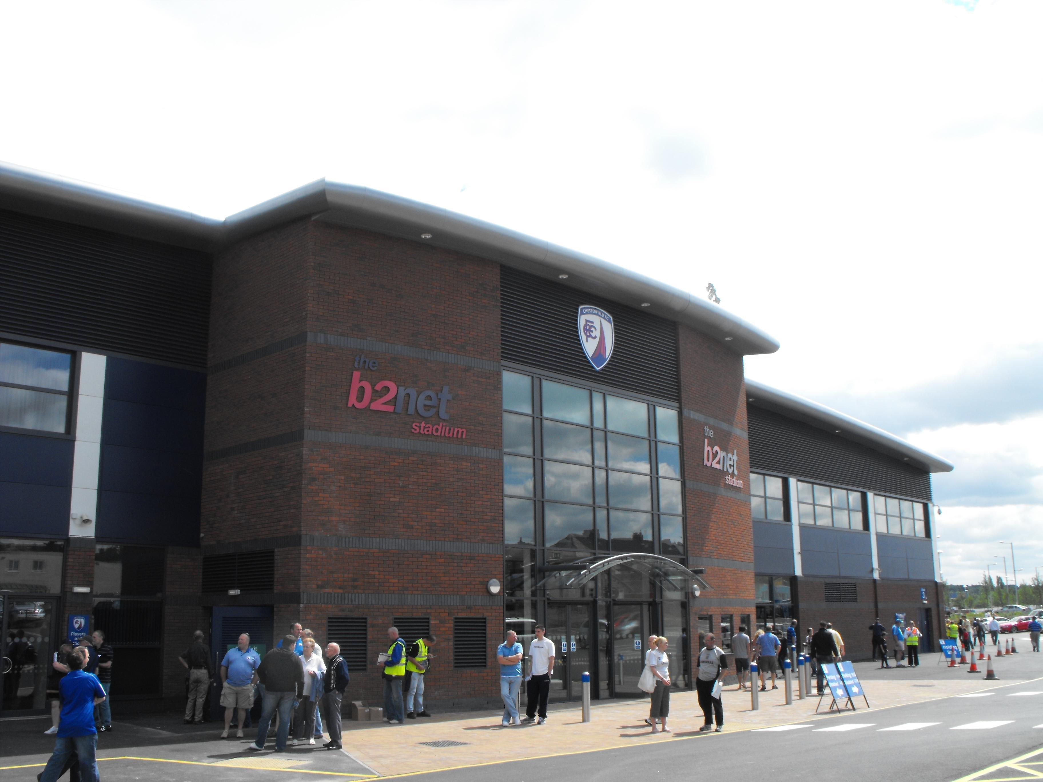Stadium - Chesterfield 2