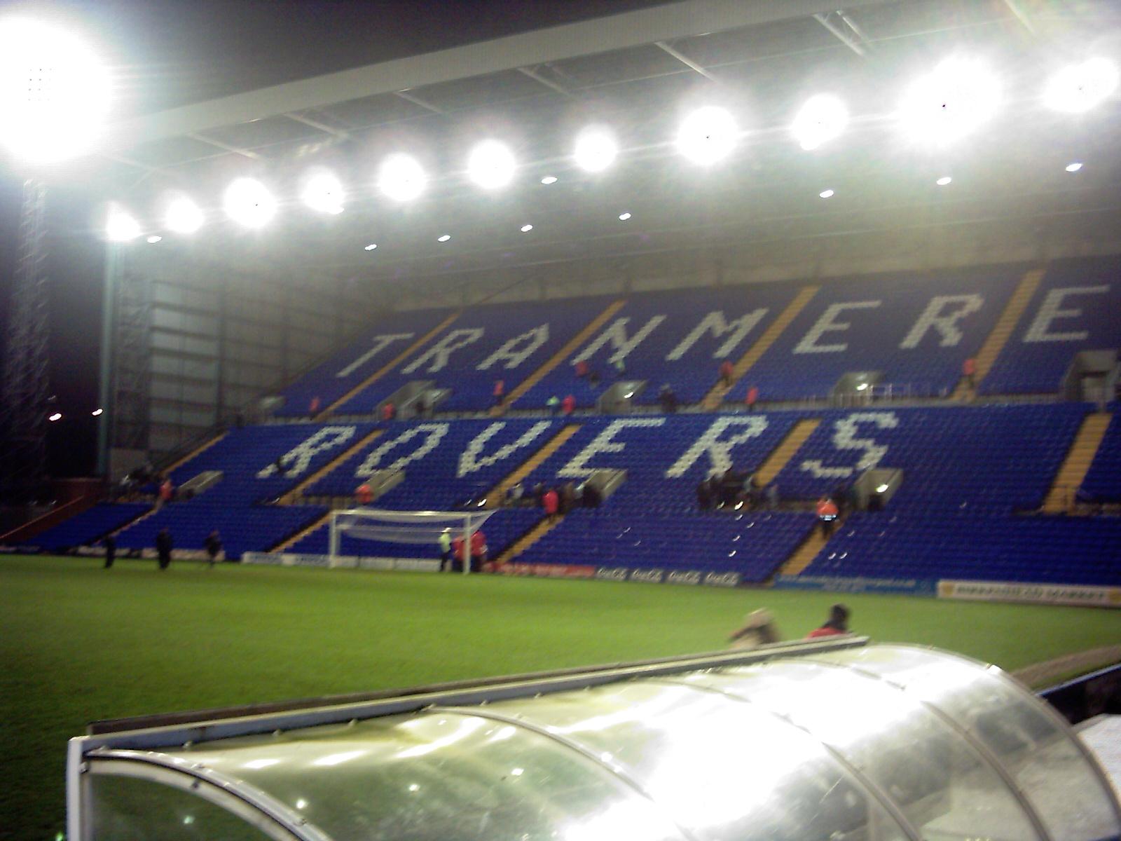 Stadium - Tranmere Rovers (Night)