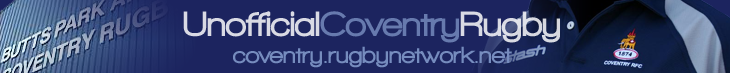 Unofficial Coventry Rugby