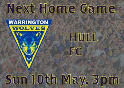 Wolves v Hull FC