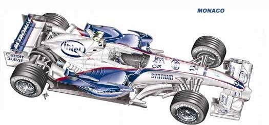 General draw Monaco GP