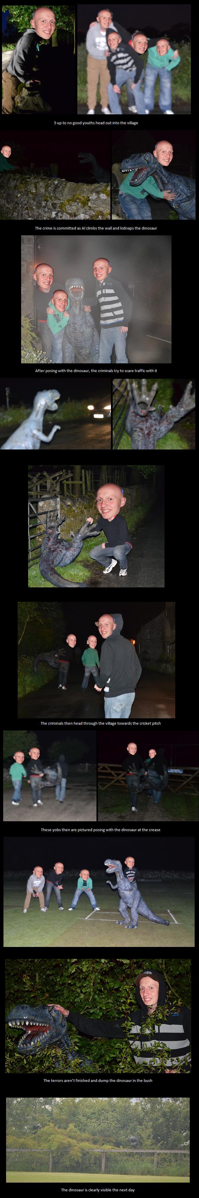 Dino Report