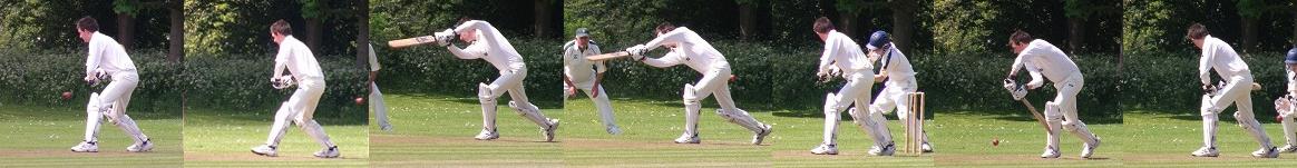 bos13 Hames innings
