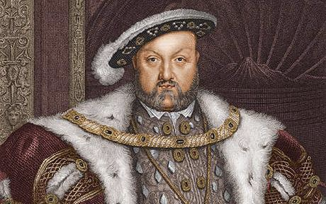 15 Burgh - Henry VIII