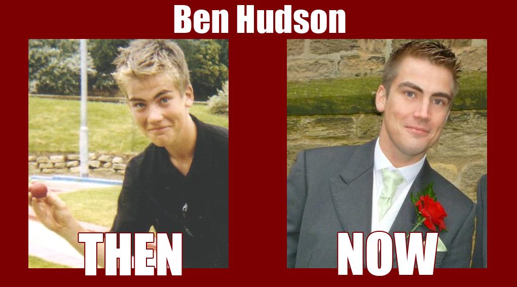 Team at 16 - Ben Hudson