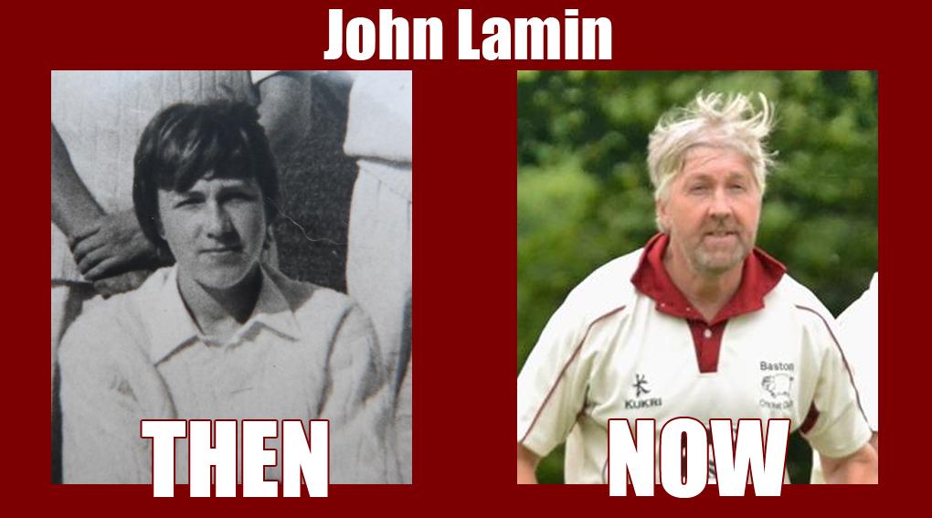 Team at 16 - John Lamin
