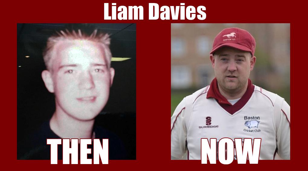 Team at 16 - Liam Davies