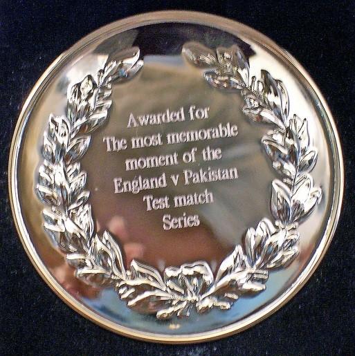 Padmore - Medal 2