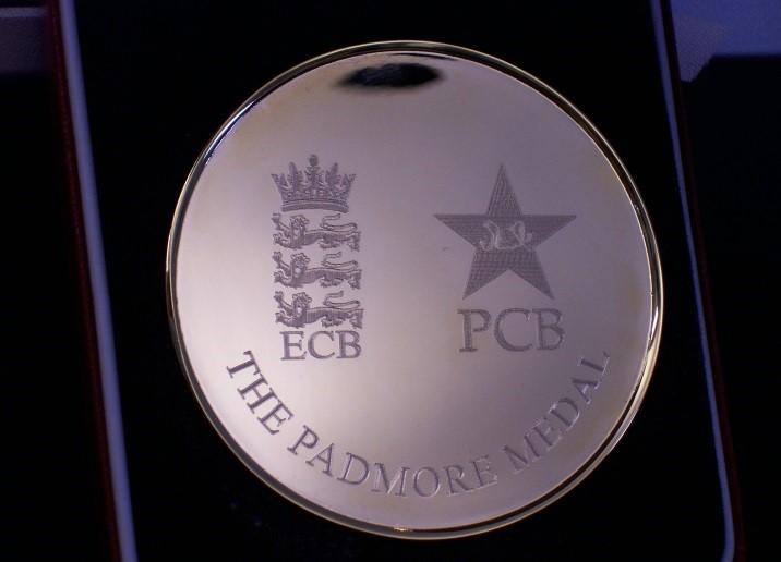 Padmore - Medal 1