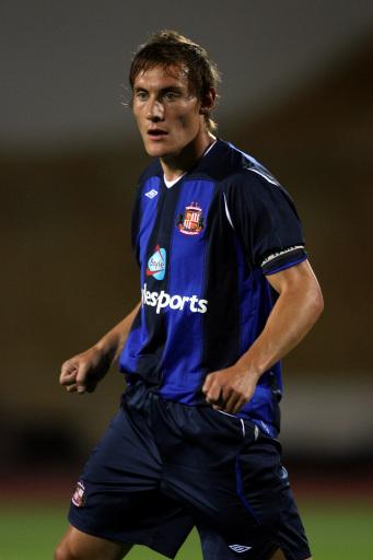 Dean Whitehead, Sunderland - SAFC