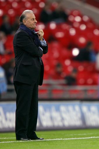 Italo Galbiati, England Assistant coach