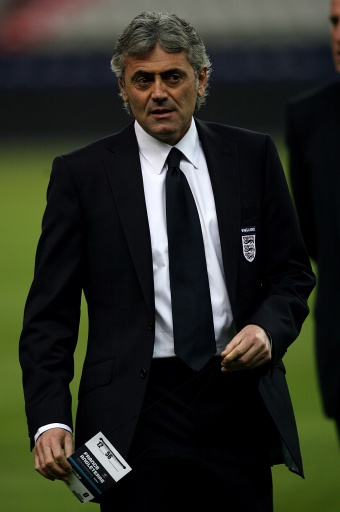 Franco Baldini, England general manager