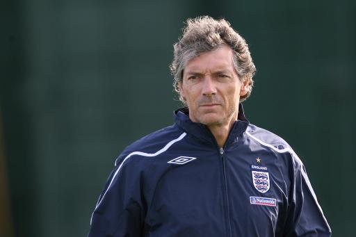 Massimo Neri, England fitness coach