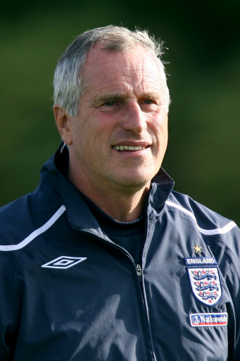 Ray Clemence, England coach