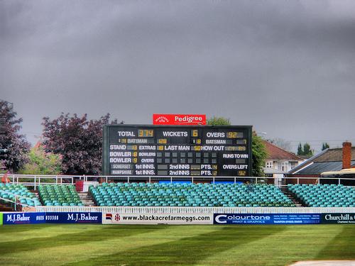 Scoreboard Stand