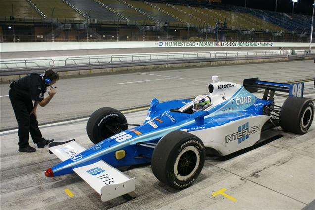 IndyCar Racing - Car Specifications