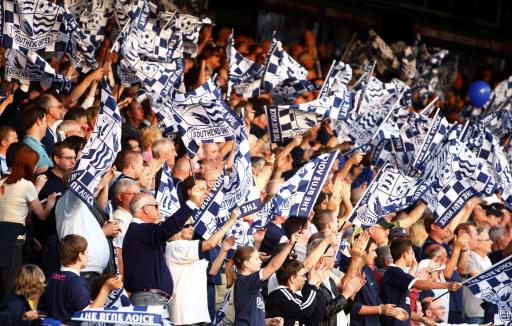 Southend fans