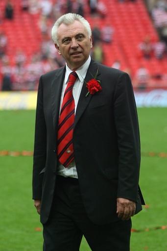 John Ryan chairman