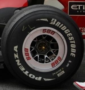 F10 rear wheel